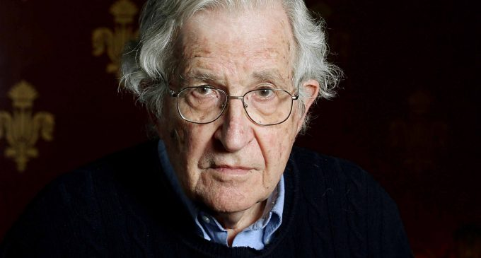 Noam Chomsky and Others Issue Warning Against Brazil's Fascist Candidate