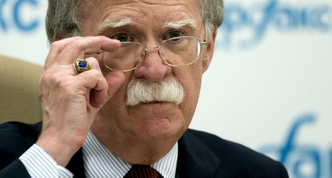 John Bolton Just Confirmed the U.S. Is Becoming a Rogue State