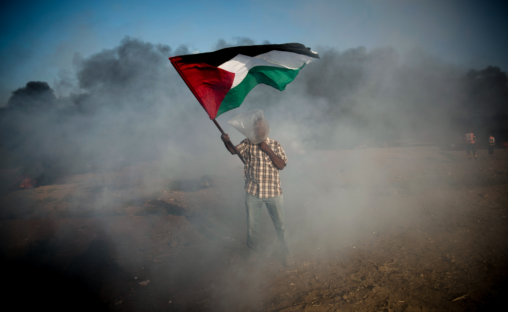 With Little Left to Lose, Gaza's Great Return March Protesters Ramp Up Their Resistance