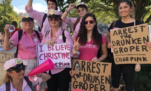 Mass Arrests as Thousands Descend on Senate Demanding Lawmakers Reject Kavanaugh