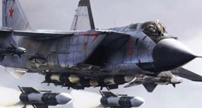 "MiG-31: the vehicle for the ""burevestnik"", the cruise missile of nuclear propulsion?, by Valentin Vasilescu"