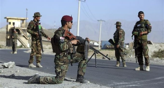 Taliban kill 10 policemen in ongoing fight in Afghanistan