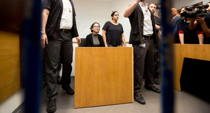 American College Student Considers Taking BDS Detention Case to Israel's Supreme Court