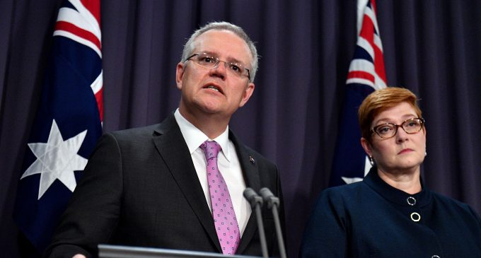 Will Scott Morrison Move Australia's Embassy to Jerusalem?