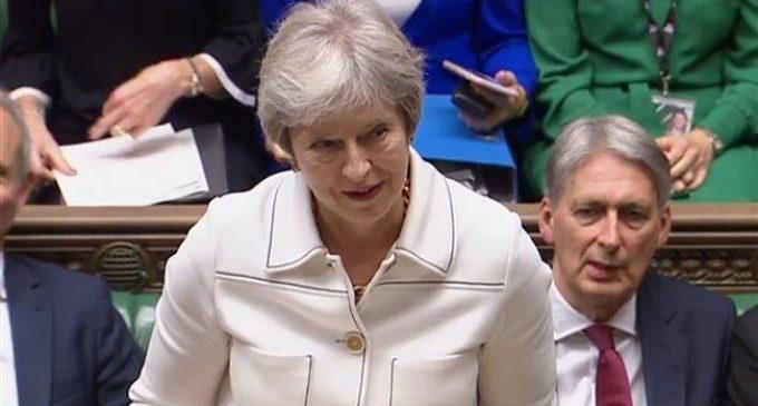 Theresa May scrambles to salvage EU exit deal