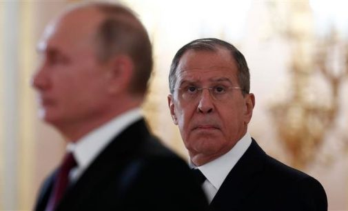 Russia hopes NATO 'wise enough' to prevent war: Lavrov