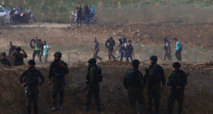 Israel's New 'Zero Tolerance' Policy Towards Gaza Protesters Denounced as 'Deeply Alarming'