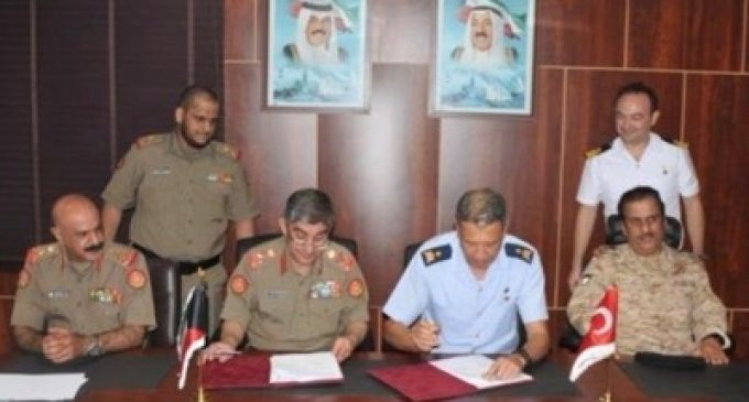 Kuwait calls on Turkey to set up a military base on Kuwaiti territory