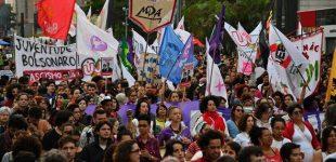 Brazil: Thousands march against Bolsonaro in Sao Paulo