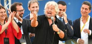 Five Star Movement convention concludes in Rome