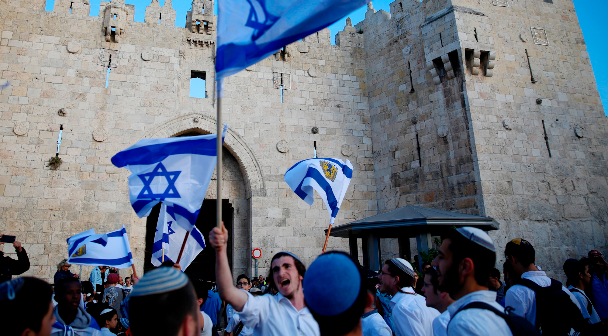 """Israel Invokes Its """"Fight for Survival"""" As It Descends Into a Racist State"""
