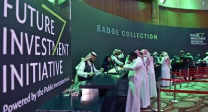 The Opening of the 2018 Session of the Future Investment Initiative of Riyadh