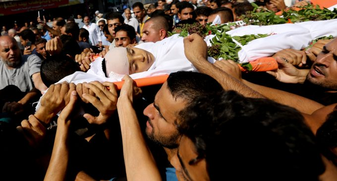 Will Israel's Gaza Massacres Finally Prod the ICC into Action?