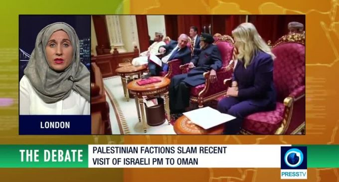 Arabs' Normalization with Israel