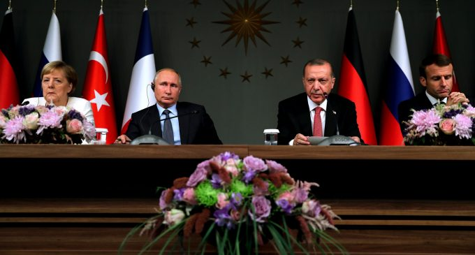 Recent Istanbul Summit on Syria Shows Just How Many Wildcards Remain