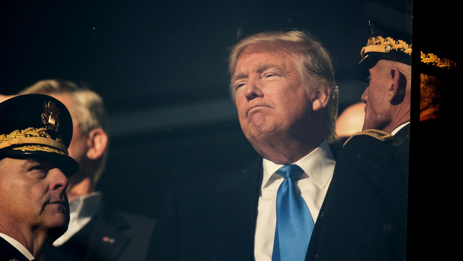"Trump's Military Spending Cuts Mask Record ""Defense"" Budget"