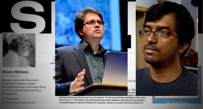 Collaboration of Bellingcat Founder and ISIS Twitter Account Exposed in New Report