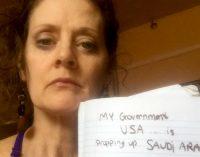 American Woman Turns to Hunger Strike to Break Media Blackout on Yemen
