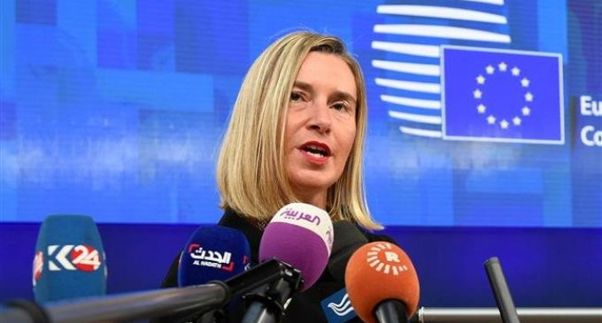 EU, E3 condemn US for reimposing sanctions on Iran, vow to protect trade