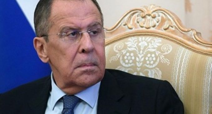 Sergey Lavrov slams the manipulation of the concept of anti-terrorism