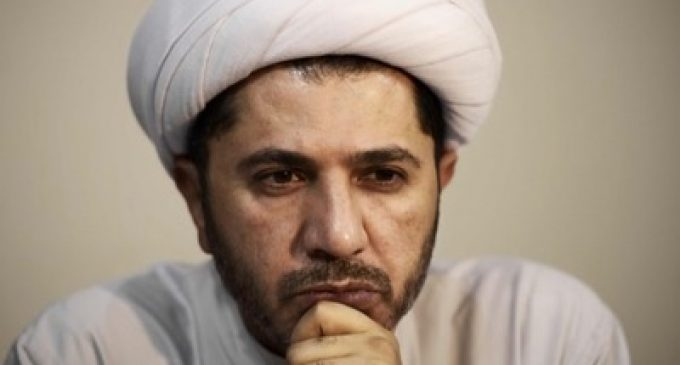 Chief of Bahrain Opposition sentenced to life imprisonment