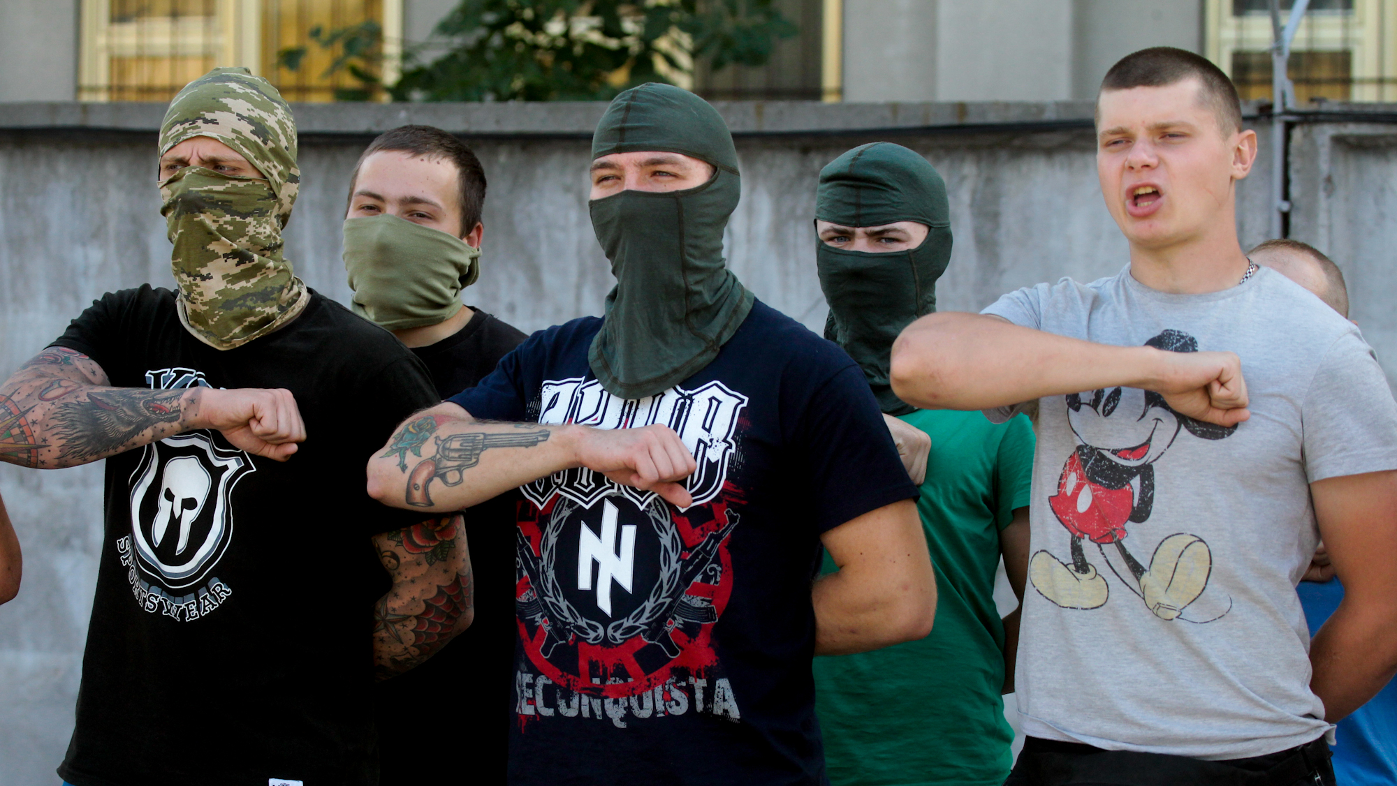 FBI: Neo-Nazi Militia Trained by US Military in Ukraine Now Training US White Supremacists