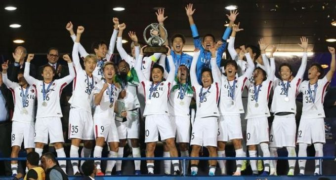 Japan's Kashima Antlers wins Asian Champions League for 1st time