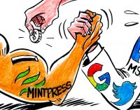 Help MintPress News Fight for Truth in the Face of Social Media Censorship