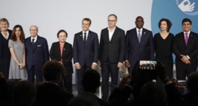 Statement by Heads of State on the Global Information and Communication Space