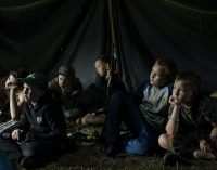 Teaching Kids to Kill at a Far Right Nationalist Summer Camp in Ukraine