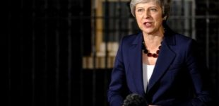 Theresa May's statement on Brexit, by Theresa May