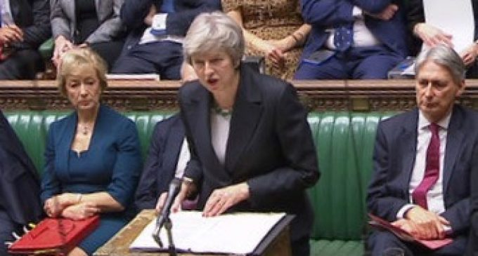 Theresa May statement on Brexit negotiations, by Theresa May