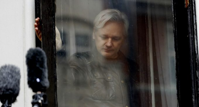 DOJ Inadvertently Confirms Sealed Indictment Awaits Julian Assange if Extradited to the US
