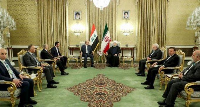 Iran, Iraq agree to raise bilateral trade to $20 billion