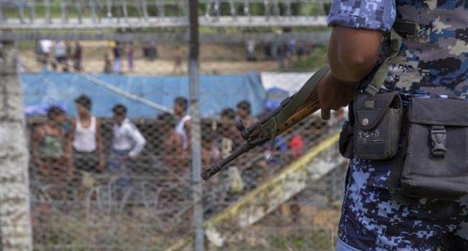 Myanmar police shoot, injure 4 Rohingya in Rakhine state
