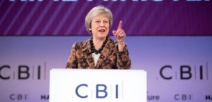 Theresa May's speech to the Confederation of British Industry, by Theresa May