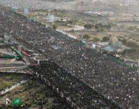 Massive Demonstrations in Yemen Mark Muslim Holy Day and Signal Unbowed Resistance To Saudi War