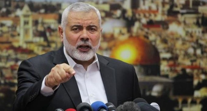 Hamas warns Arabs against warming up to Israel
