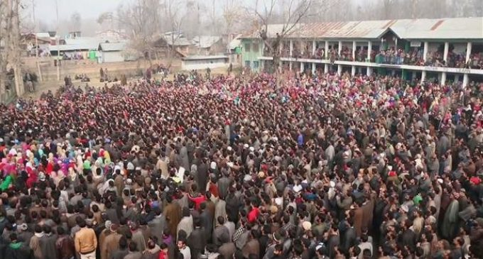 Over 400 people killed in Kashmir in 2018