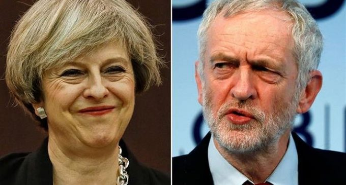 May agrees to debate with Corbyn in bid to save Brexit deal