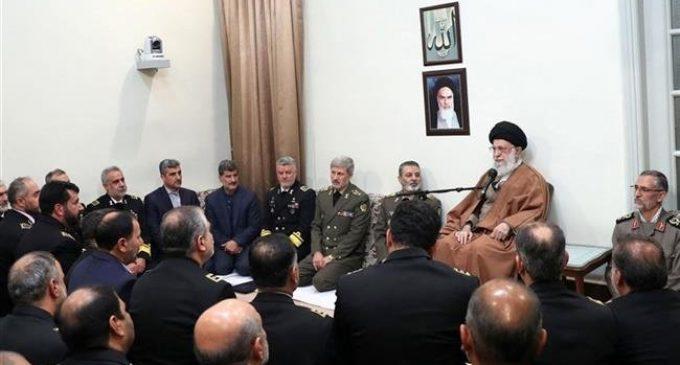 Ayatollah Khamenei: Iran not seeking to start war with any country