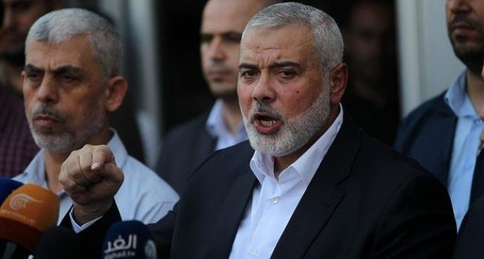 Hamas complains to UN about US push for pro-Israel resolution