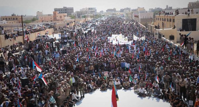 Yemen's Oil-Rich Shabwa Province Declares Independence, Orders Saudi-Allied Government Out
