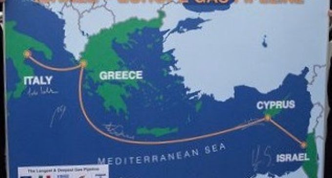 Secret Clauses of Gas Agreement between Cyprus, Greece, Italy and Israel