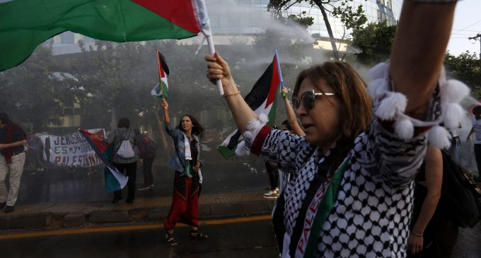 On International  Day of Palestine Solidarity, New BDS Wins in Chile and Ireland