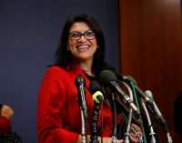 Rashida Tlaib to Lead Congressional Delegation to Palestine's Occupied West Bank