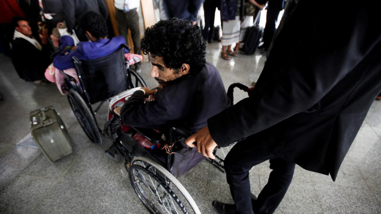 On Eve of Yemen Peace Talks, Saudis Allow Treatment for the Wounded but Press Military Attacks