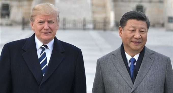 Trump threatens 'major tariffs' on China despite truce