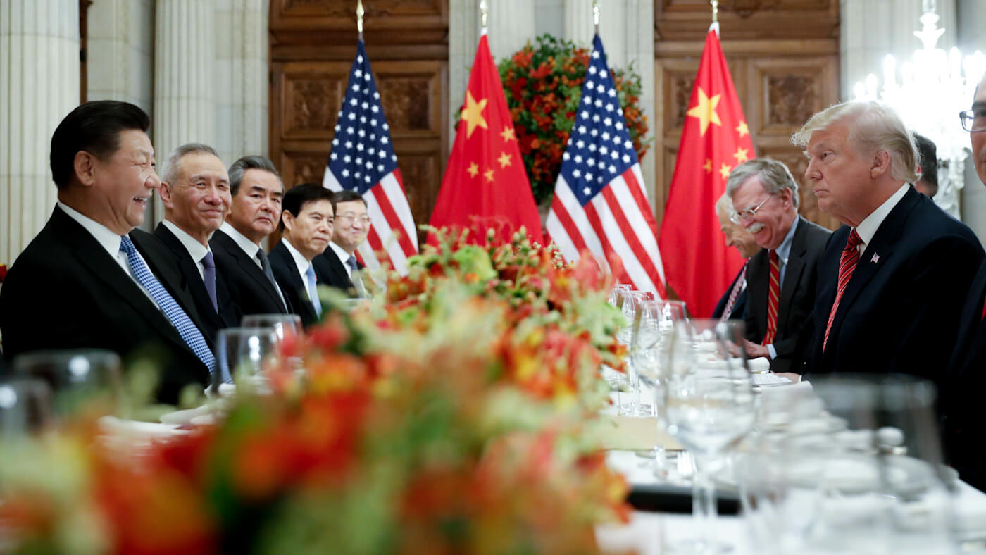 Trump's Trade War with China May Have Paved the Way to a Post-G20 World