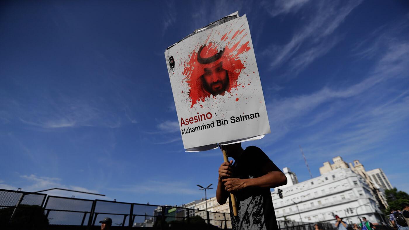 Saudi Crown Prince Loses Support of Key Republican Senators with CIA Briefing